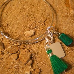 Jewelry - Malachite Bracelet